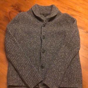 Theory sweater small cardigan small